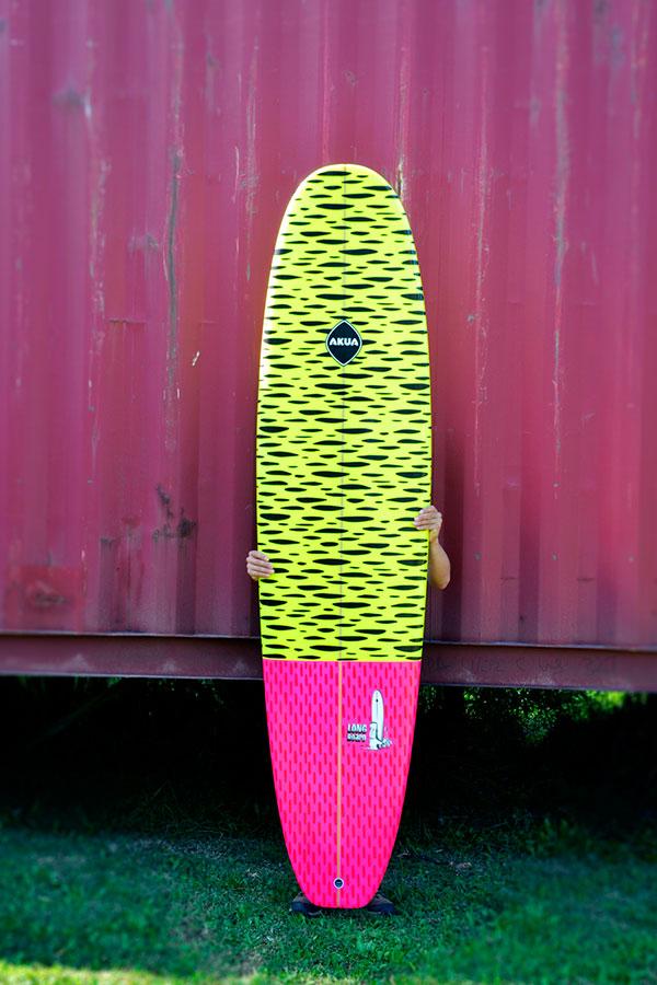 Mini Longboard 8.0