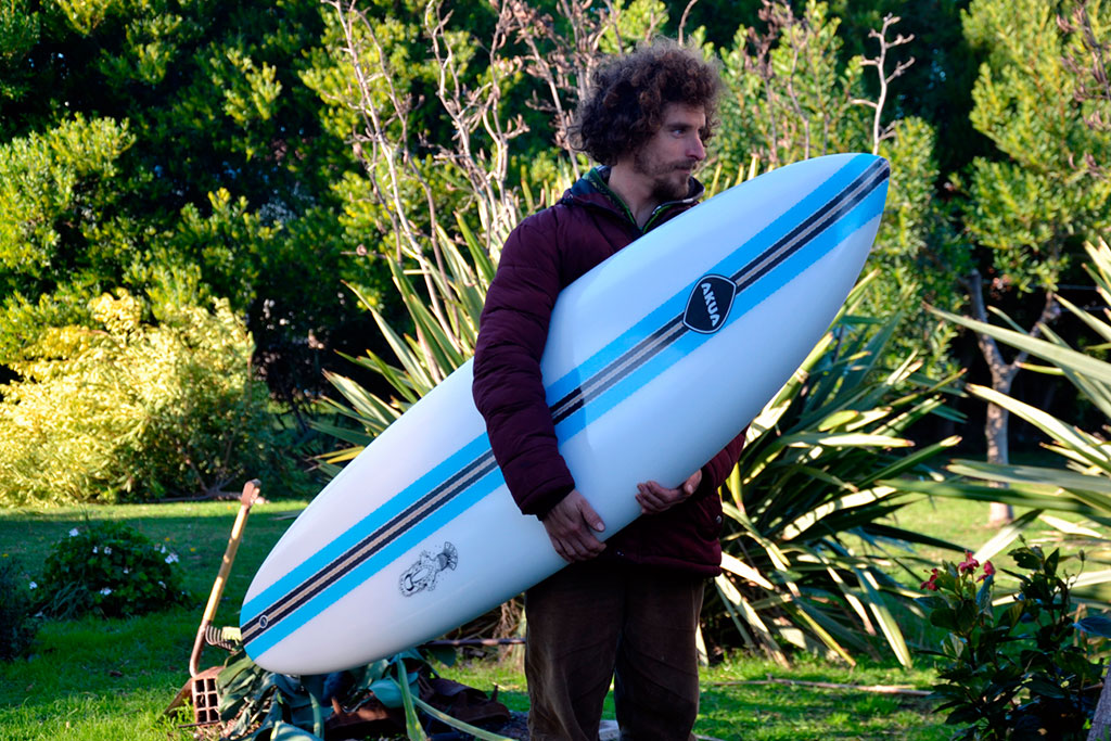 Shortboard 6'2